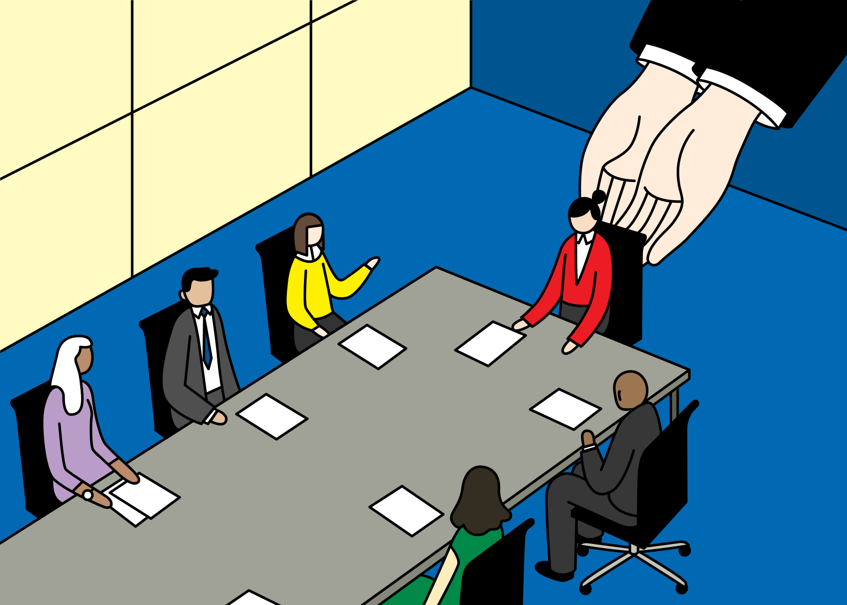 Companies Are Filling Their Boards With Newbies