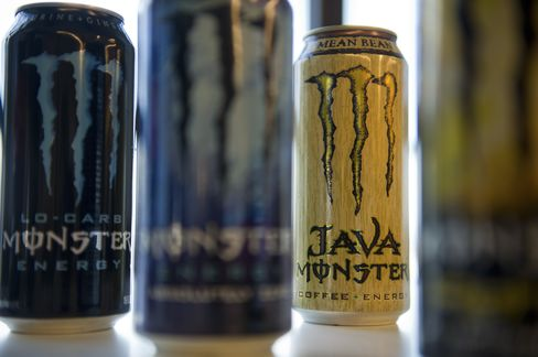 Monster Beverage Tumbles After Profit Trails Analysts' Estimates