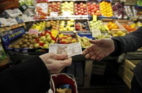 Euro Rises Before European Summit