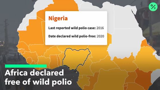 Africa Declared Polio-Free After Long Fight Amid Coronavirus