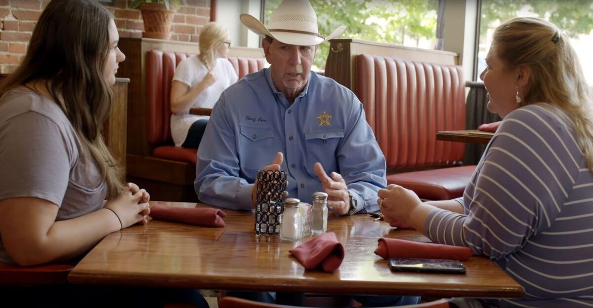 Sheriffs' Ads Slammed Drug Imports, and Big Pharma Helped Pay the Tab