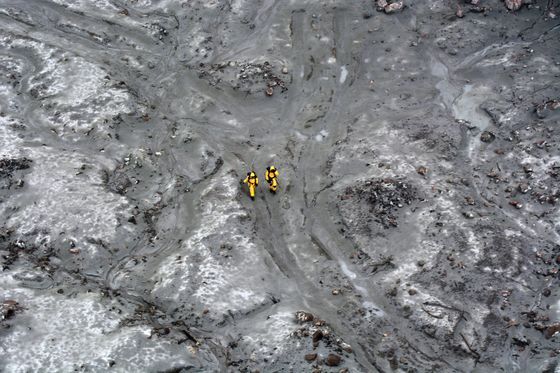 New Zealand Volcano Victims Identified as Search Continues