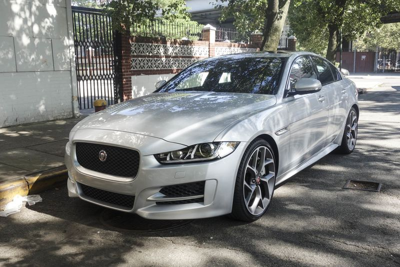 2017 Jaguar XE Review Falls Behind the Competition Other Jags