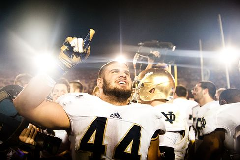 Notre Dame Football and NBC: BFF Again