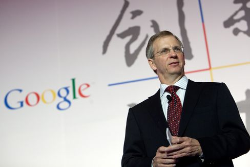 Google Says China Is 'Heart' of Internet Development