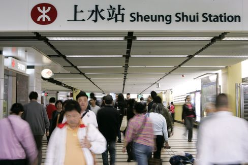 MTR Hires New York Transport Boss Walder as Chief Executive