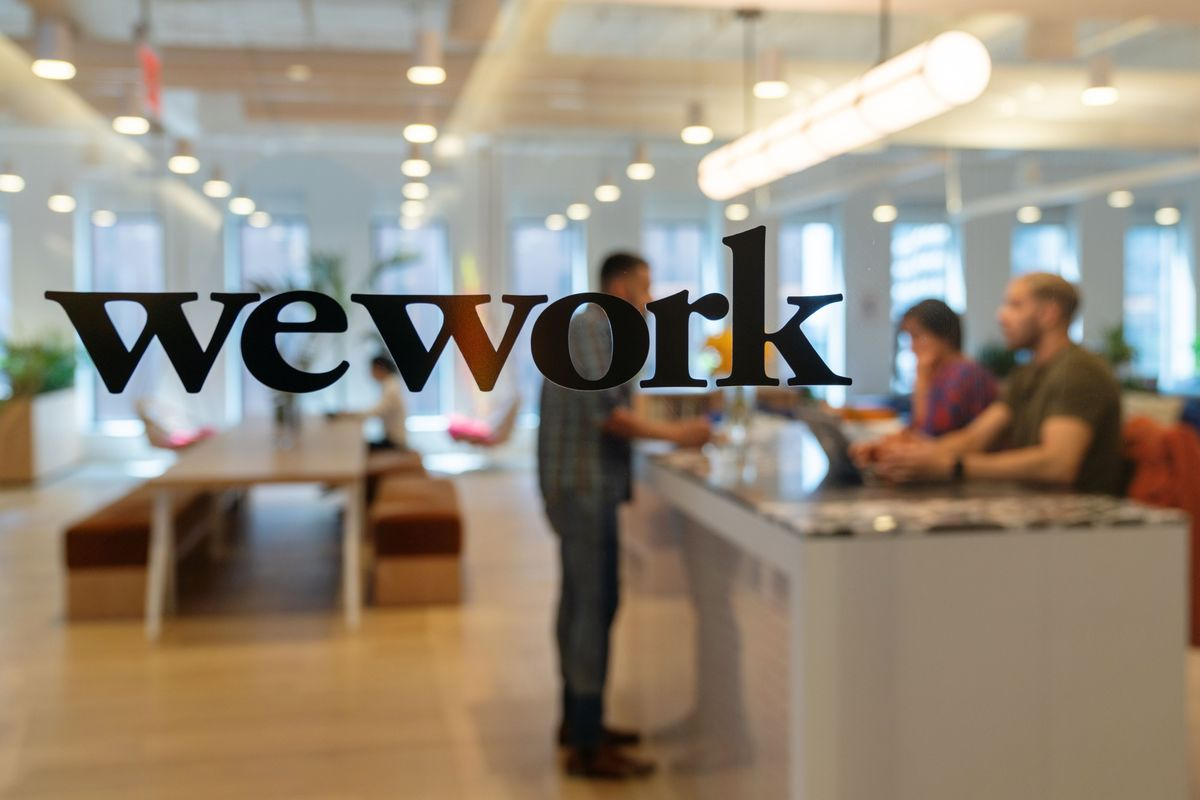 WeWork Is Facing an Executive Exodus