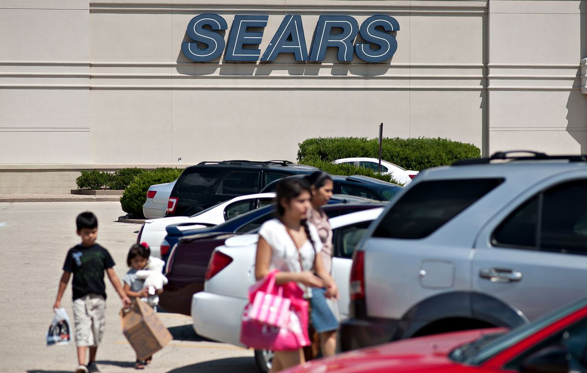 Sears Warns There's 'Substantial Doubt' About Company's Future