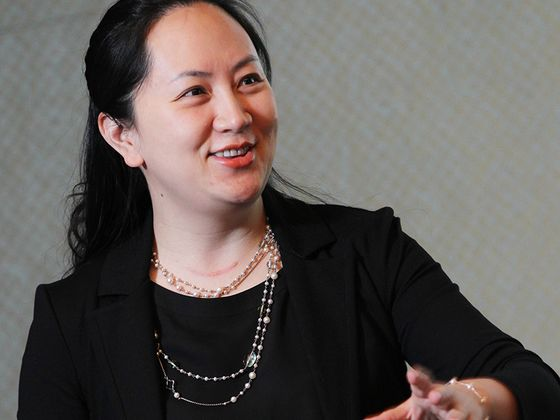 For Huawei CFO, an Idyllic Summer Playground Turns Into a Prison