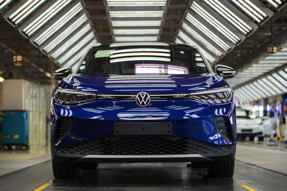 VW CEO Delivers a Wake-Up Call on Capital Markets Dilemma