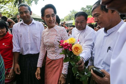 Reactions Following General Election As Myanmar Opposition Confident Suu Kyi Has Won Historic Vote