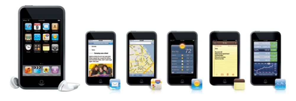 The iPod Touch: Apple's Sleeper Device - Bloomberg