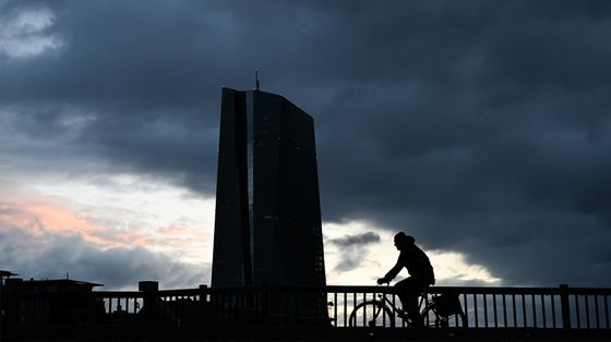 ECB Just Can't Escape Grip of Virus on Economy: Decision Guide