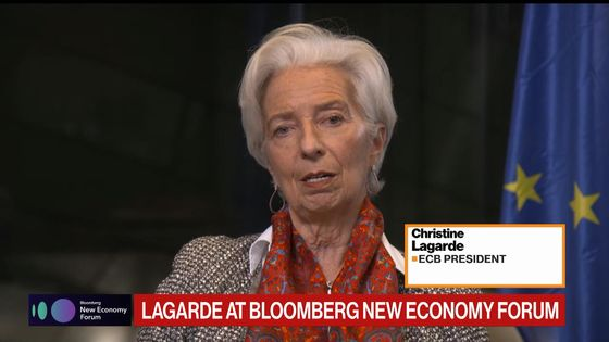 Christine Lagarde Says Covid Vaccine 'No Game Changer' for ECB Stimulus  Plans