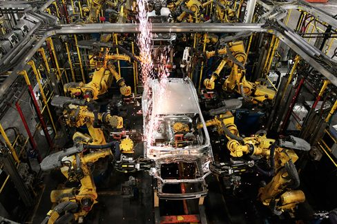 Ideas Matter: Obama Adviser Makes the Case for Helping Manufacturing