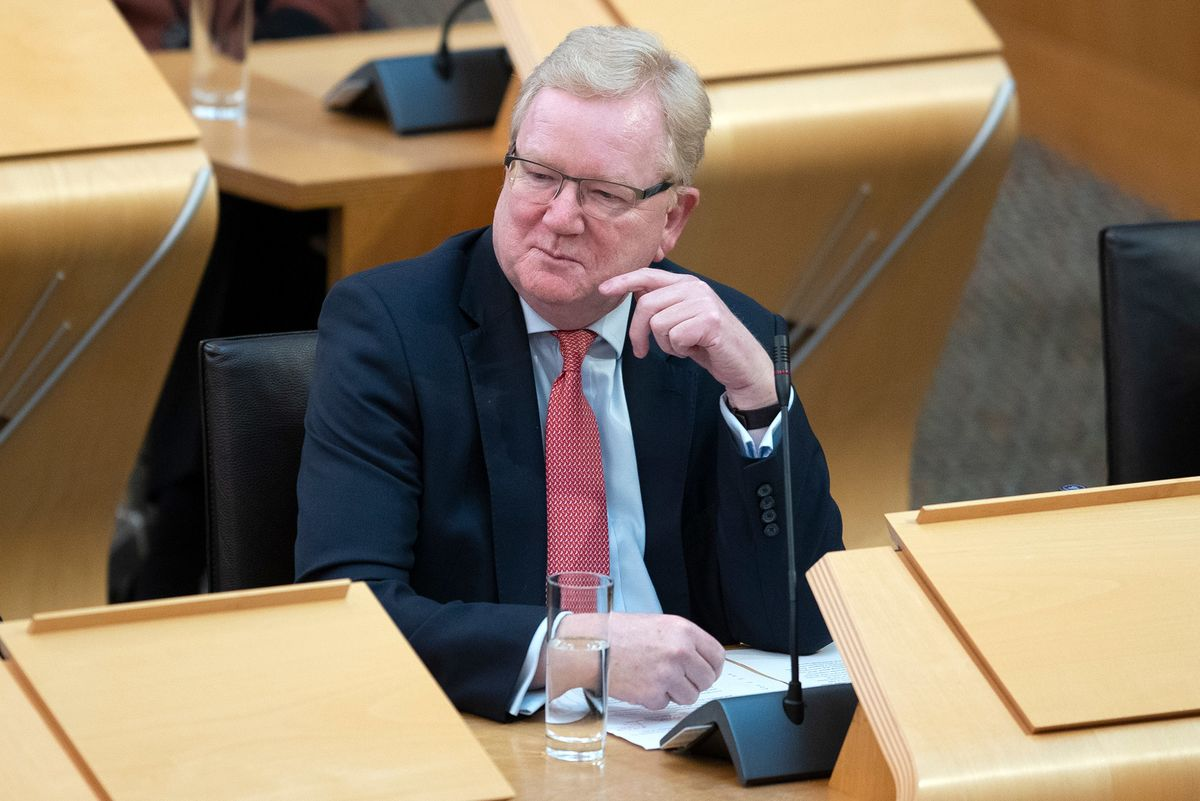Scottish Conservatives Name Jackson Carlaw as New Leader