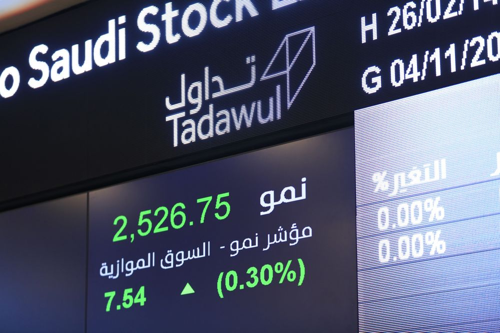 Saudi Stocks Up Most This Year On Aramco Oil Outlook Inside Em Bloomberg