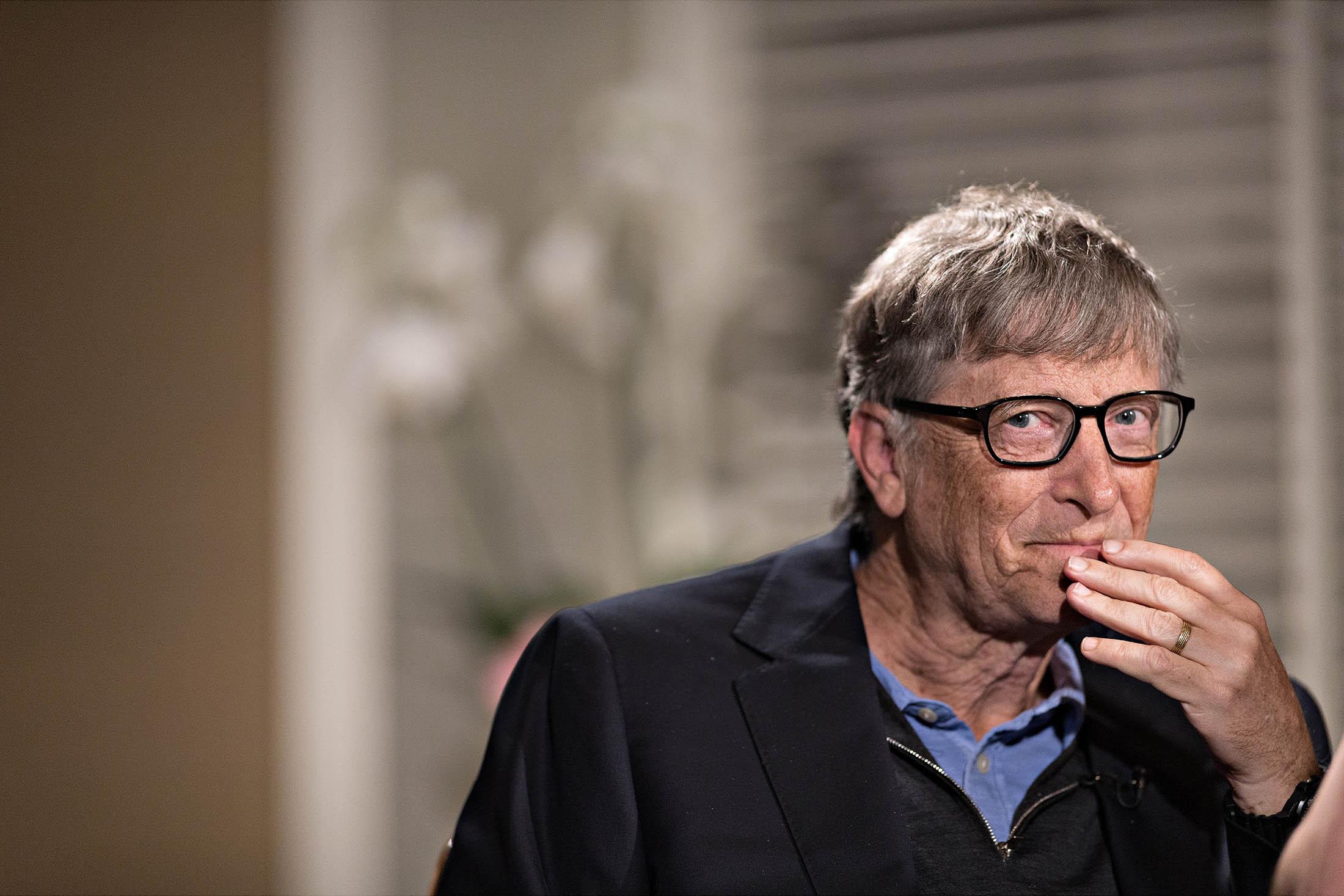 Gates Makes Largest Donation Since 2000 With $4.6 Billion Pledge