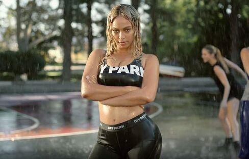 Beyoncé is launching Ivy Park, an activewear line, with Topshop's parent company.