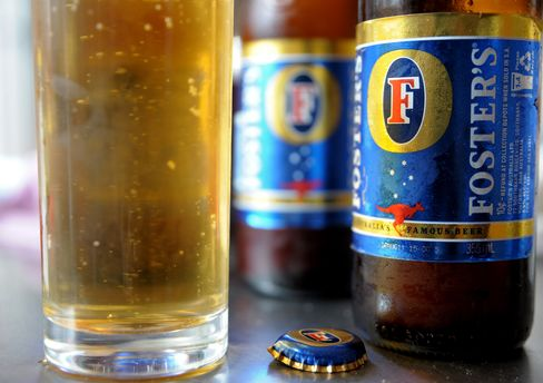 Fosters Mulls Share Buyback