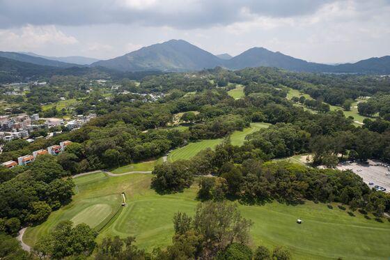 Hong Kong Eyes Sea, Golf Courses to Solve Chronic Housing Crisis