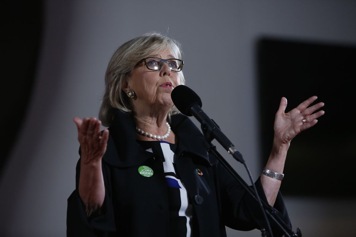 Elizabeth May Resigns as Canada's Green Party Leader