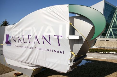 Valeant Bid for Cephalon Still Lowest With 15% Boost