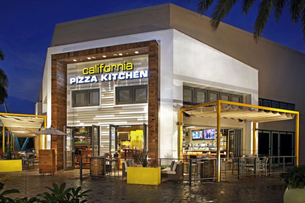 California Pizza Kitchen Goes Hip With New Rustic Look