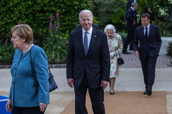 Merkel's Message to Biden: Europe Wants a Seat at the Table, Too