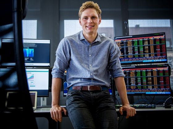 Ex-Goldman Bankers' Trading App Scalable Expands Across Europe