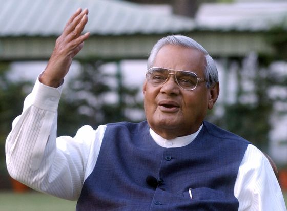 Vajpayee, Who Turned India Into Nuclear-Armed Nation, Dead at 93