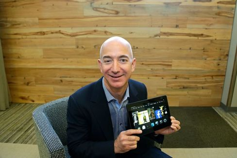 Jeff Bezos's New Plan for News: The Washington Post Becomes an Amazon Product