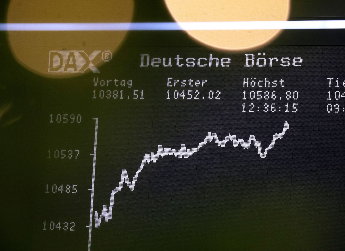 Germany's DAX Index Ends Longest Annual Winning Streak on