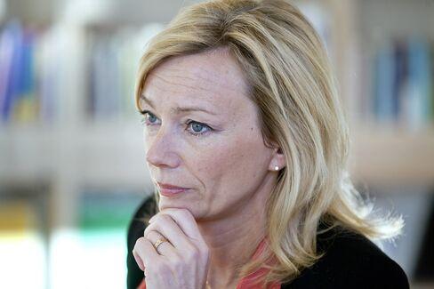 Deputy Governor Karolina Ekholm
