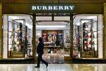 Goldman, Left Holding the Bag on Burberry Trade, Makes Killing