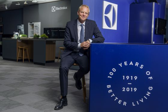 Electrolux to Rebrand With a Swedish Vibe