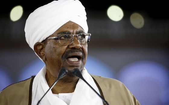 Sudan's Bashir Steps Down as Ruling Party Head Amid Protests