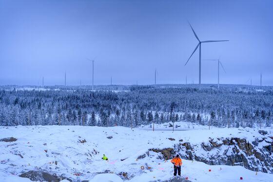 Giant Swedish Wind Park Targets Turbines as Tall As Eiffel Tower