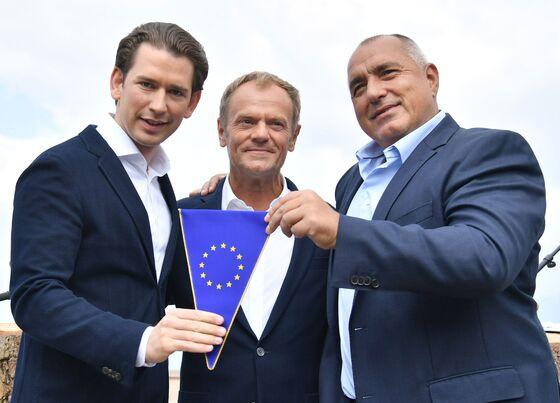 Austria's Kurz Wants to Build Bridges, Reduce Tension in EU