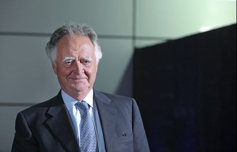 Petropavlovsk Plc Co-Founder Peter Hambro