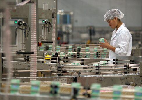 Yili Recalls Mercury-Laced Milk Powder Amid China Food Campaign