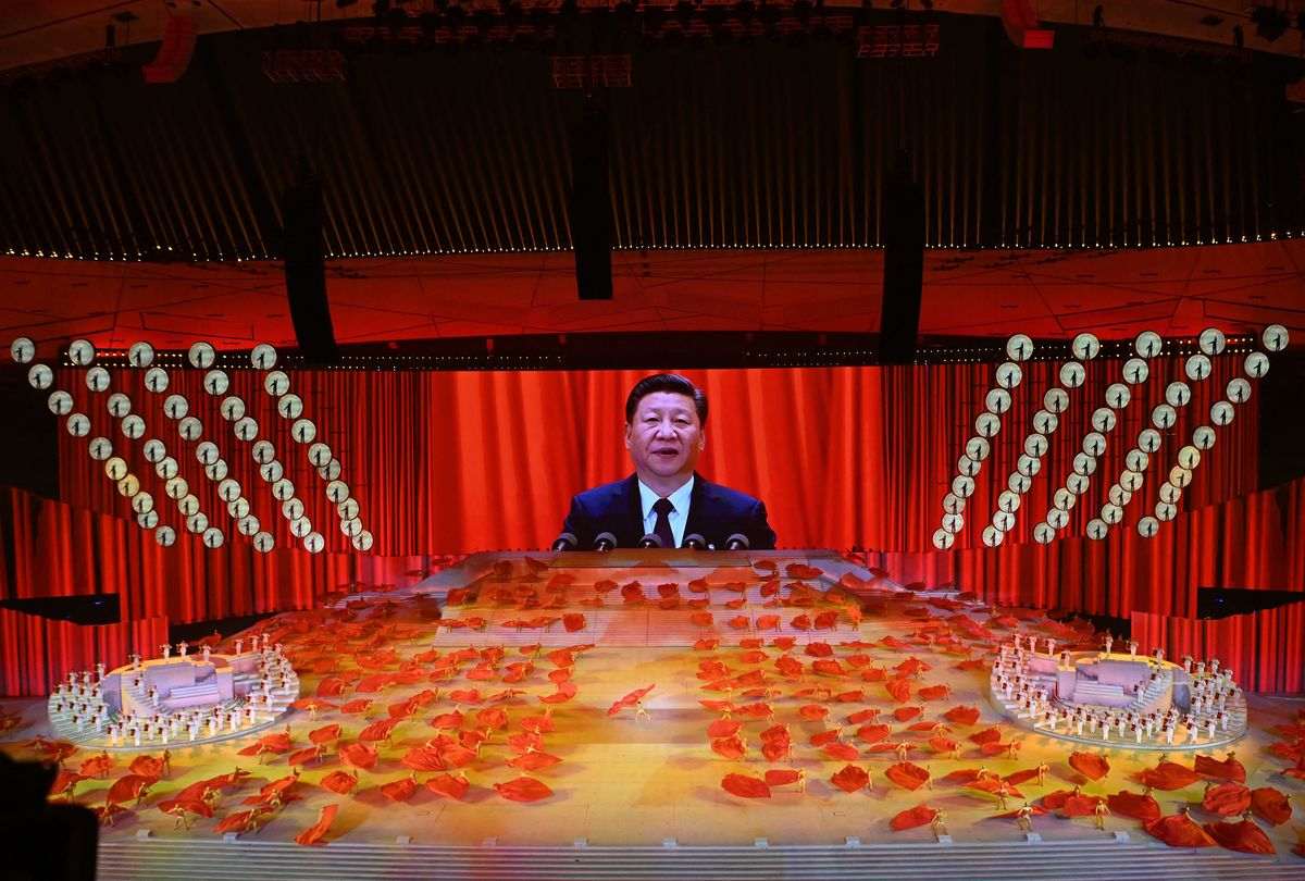 Xi Bets on His Own Future With China Crackdown