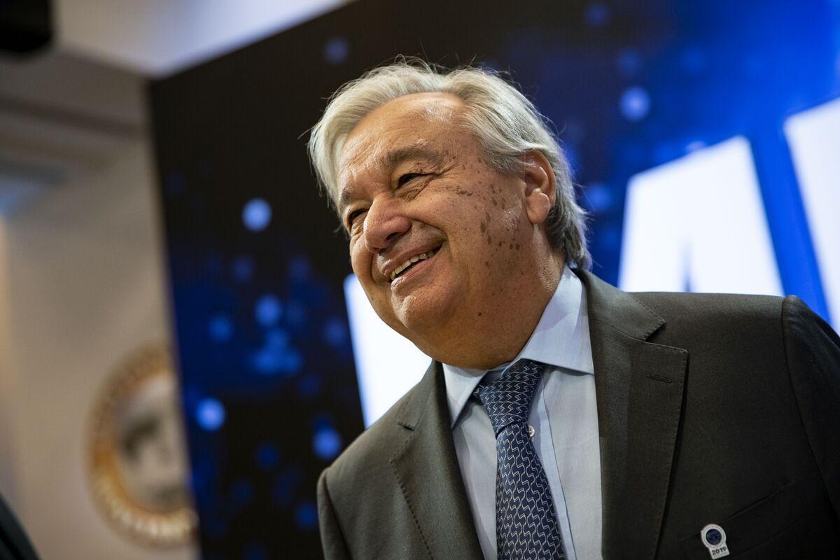 UN Confirms Guterres for a Second Term as Secretary-General