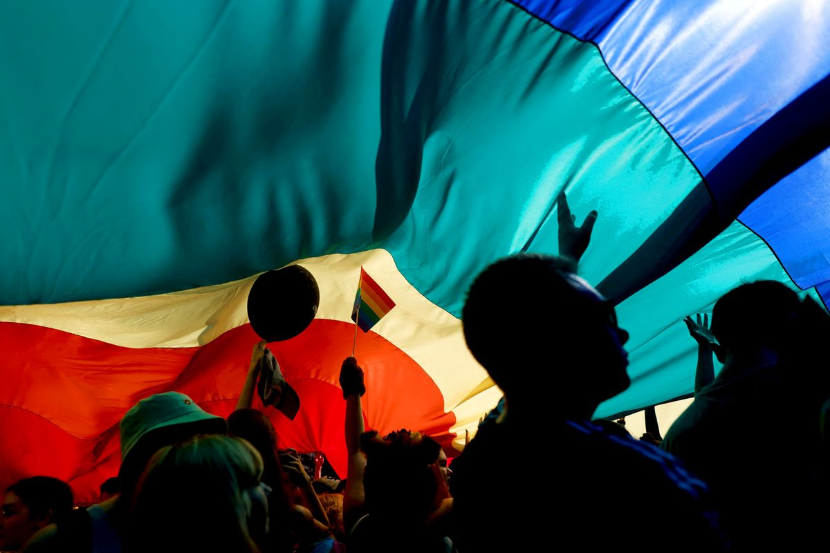 Image Polish Region Scraps LGBTQ-Free Zone Resolution in EU Money Row