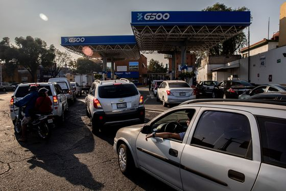 Inside the Deadly Business of Stealing Fuel in Mexico