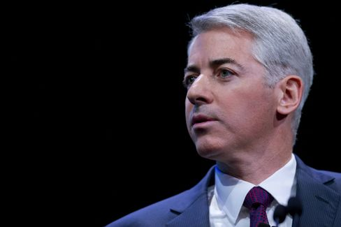 Pershing Square Capital Management LP CEO Bill Ackman