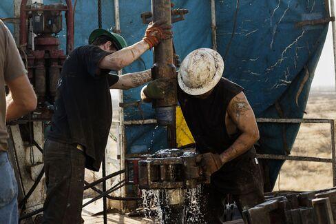 U.S. Oil Output