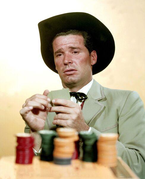 James Garner as Bret Maverick