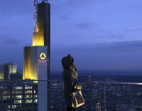 Commerzbank Said to Seek Custody Business Sale Amid Review
