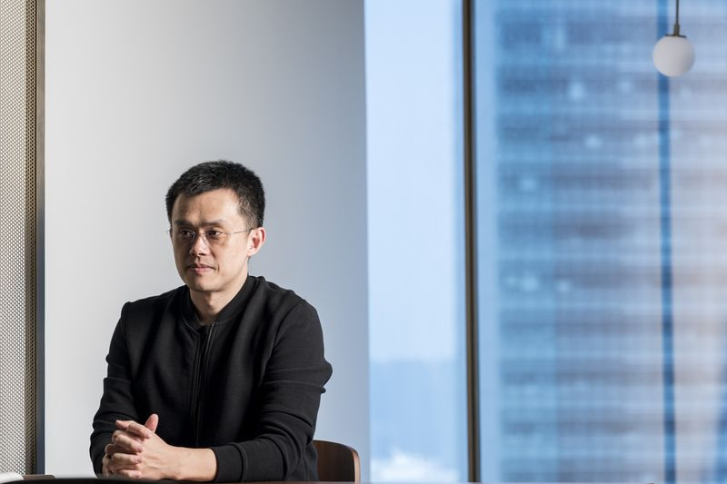 How a Billionaire Crypto King Built the No. 1 Exchange in Just 8 Months - BLOOMBERG